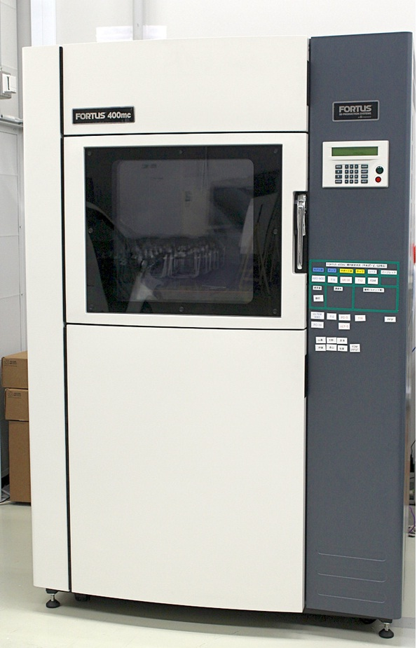 [077] 熱溶解樹脂積層3次元造型機システム 画像