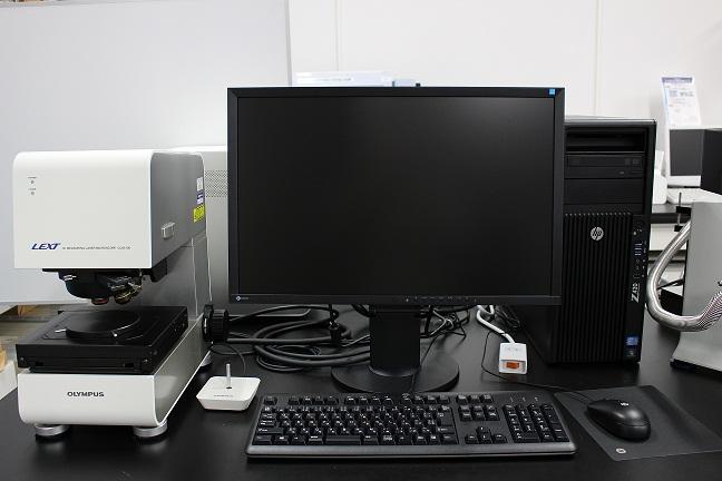 [096] 3D測定レーザー顕微鏡 画像