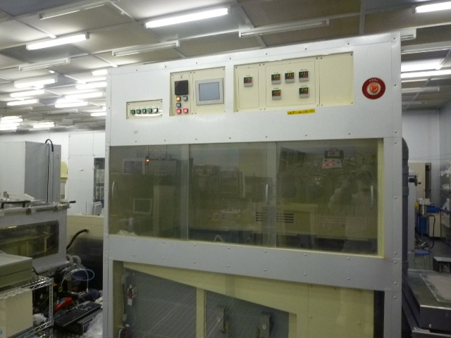 [117] 特殊型Siウェハ洗浄乾燥装置 画像