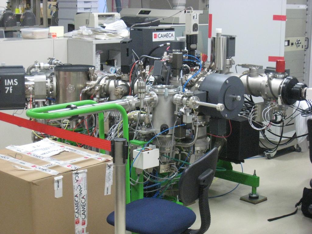 [028] 二次イオン質量分析計(SIMS) 画像