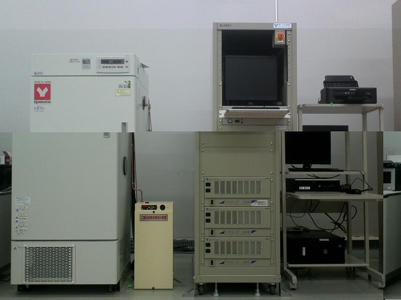 [129] 東洋システム(株)充放電評価装置 TOSCAT-3000 画像