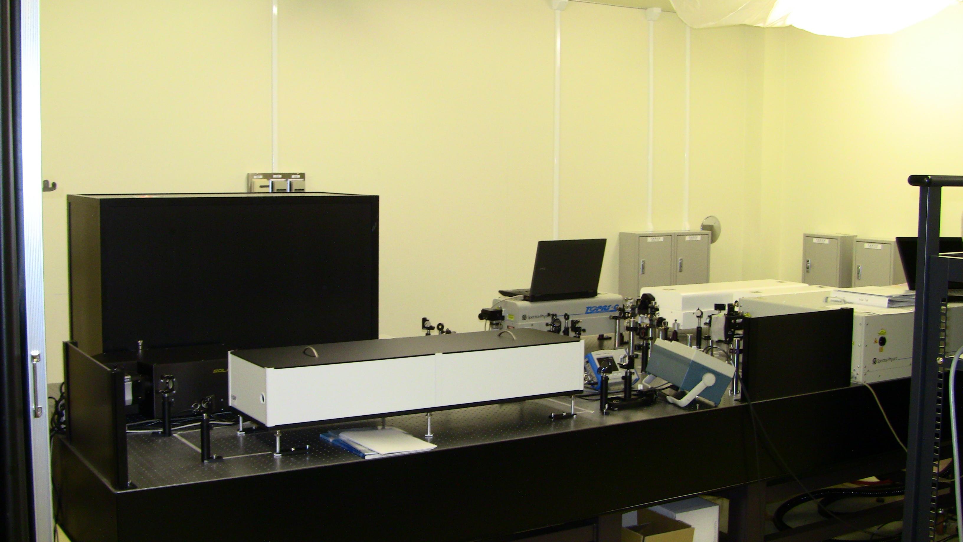 [060] 和周波発生振動分光装置 画像