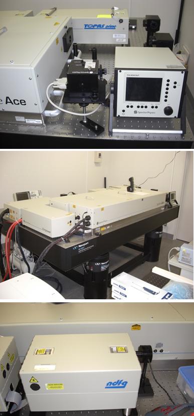[046] 波長可変パラメトリック増幅器分光イメージングシステム 画像