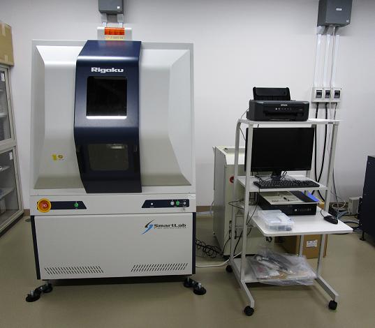 [068] 多目的X線結晶構造解析システム 画像