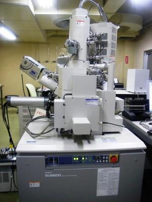 [056] 電子ビーム蛍光X線解析システム② 画像