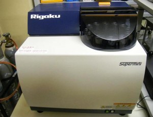 [057] 電子ビーム蛍光X線解析システム③ 画像