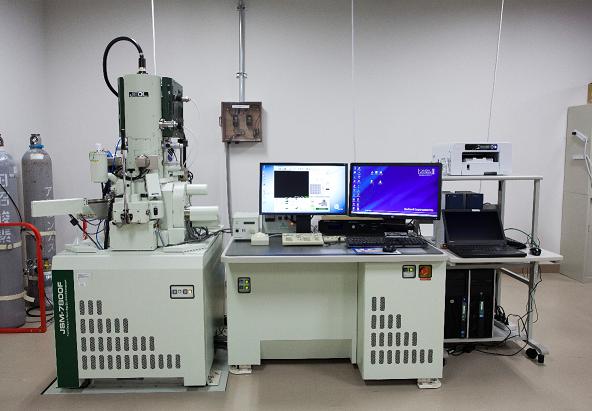 [099] 多種試料観察用走査電子顕微鏡システム 画像