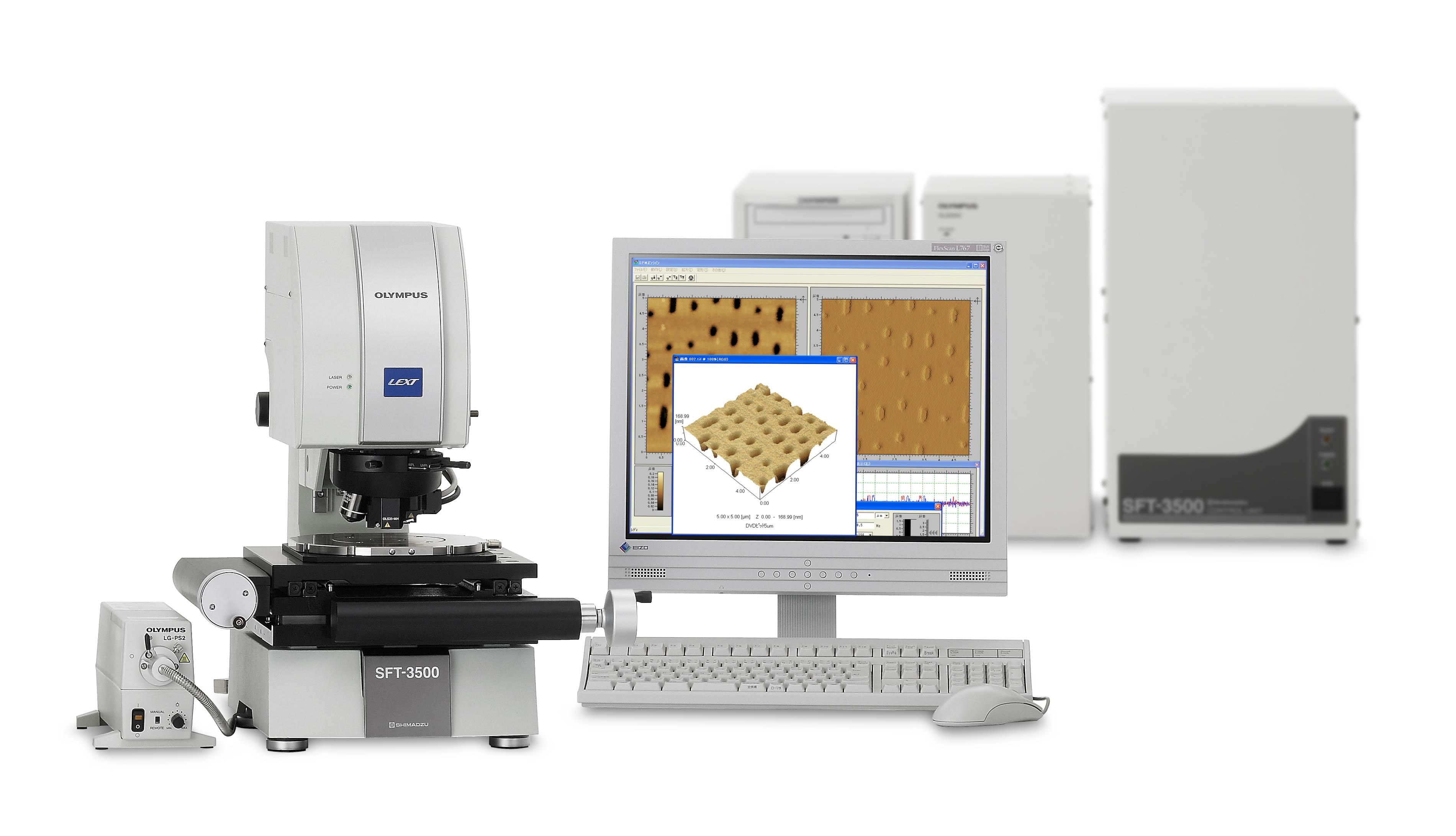 [367] 微細表面構造計測顕微鏡 画像