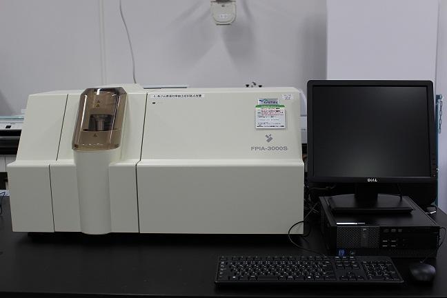 [095] フロー式粒子画像分析装置 画像