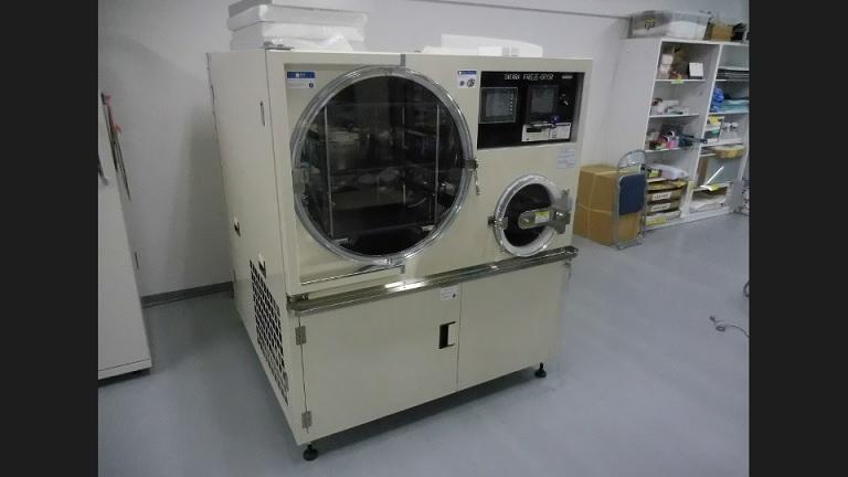 [200] 真空凍結乾燥システム 画像