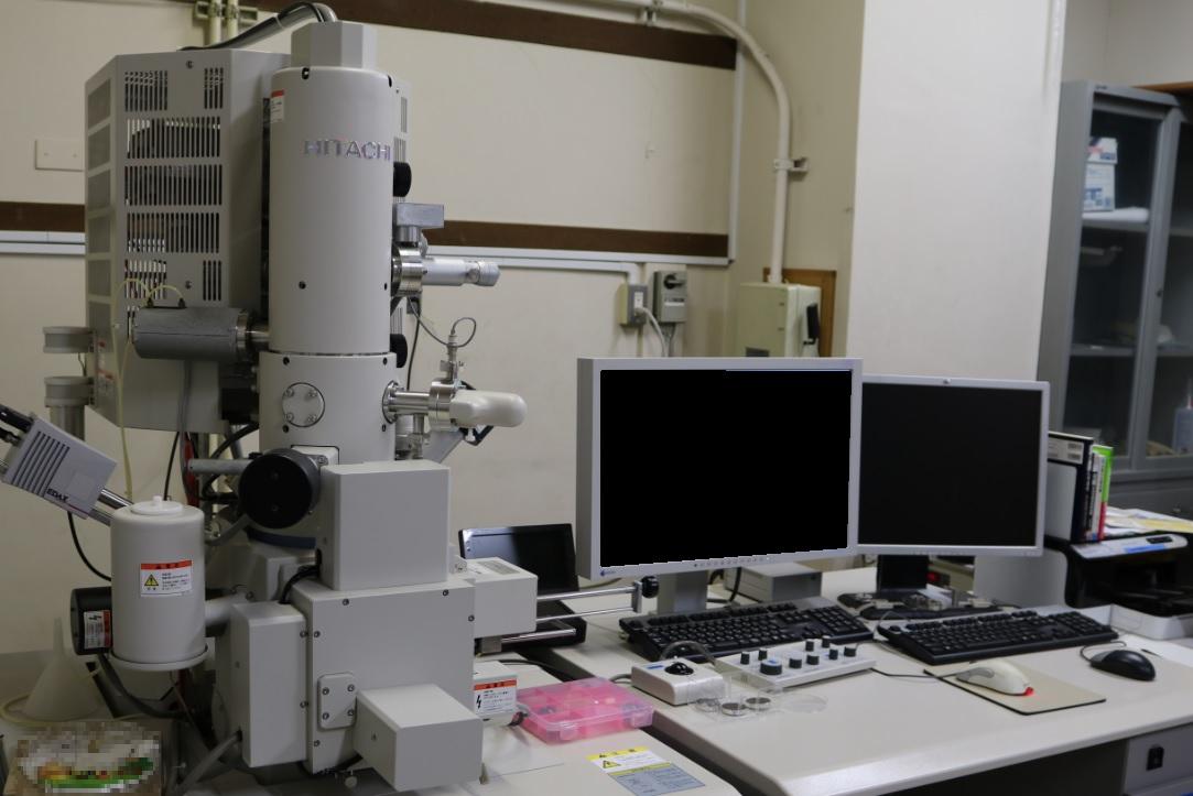 [089] 走査電子顕微鏡(エネルギー分散型分析装置付)  画像