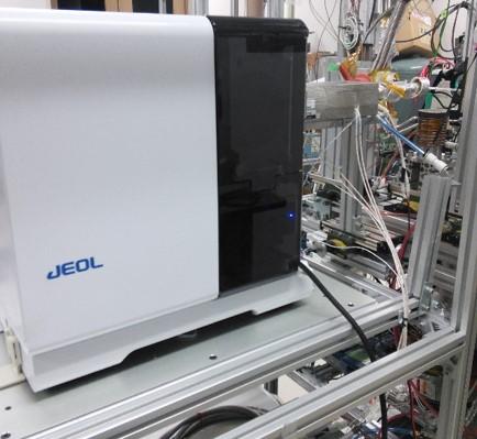 [304] 酸化反応過程分析用質量分析装置 画像