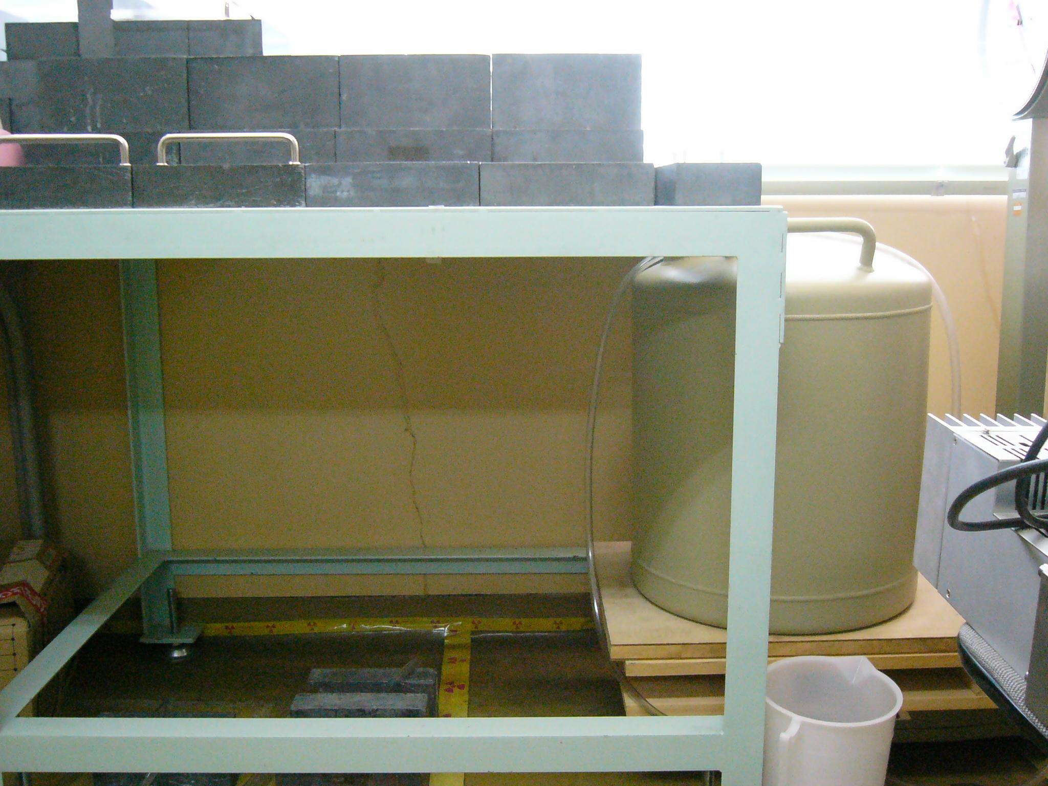 [324] N-タイプ同軸型ゲルマニウム半導体検出器(CYRIC共同利用 RI共同利用【施設利用】) 〔リンク〕 画像
