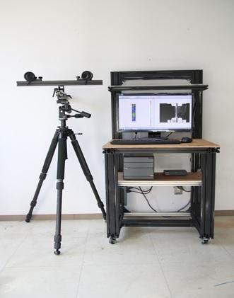 [335] デジタル画像相関ひずみ計測システム 一式  〔リンク〕 画像