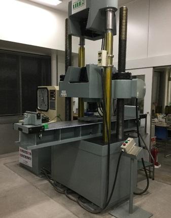 [266] 1000kN油圧万能試験機 画像