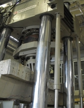[238] 10MN大型構造物性能評価システム 画像