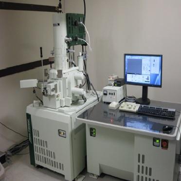 [246] 日本電子(株)製 サーマル電界放出形走査電子顕微鏡  〔リンク〕 画像