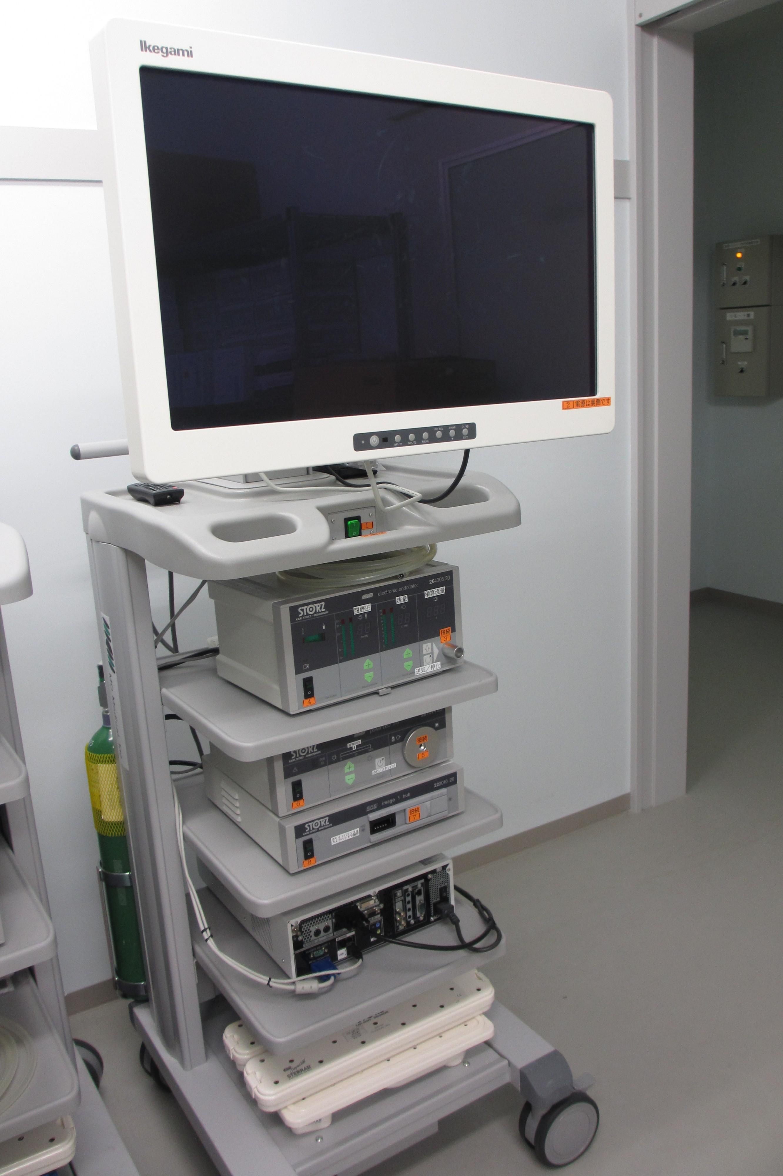 [350] トレーニング用内視鏡手術システム (先端医療技術トレーニングセンター【施設利用】) 〔リンク〕 画像