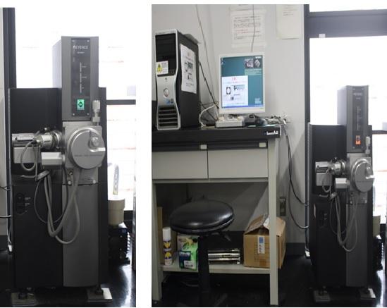 [274] リアルサーフェスビュー顕微鏡 一式 画像