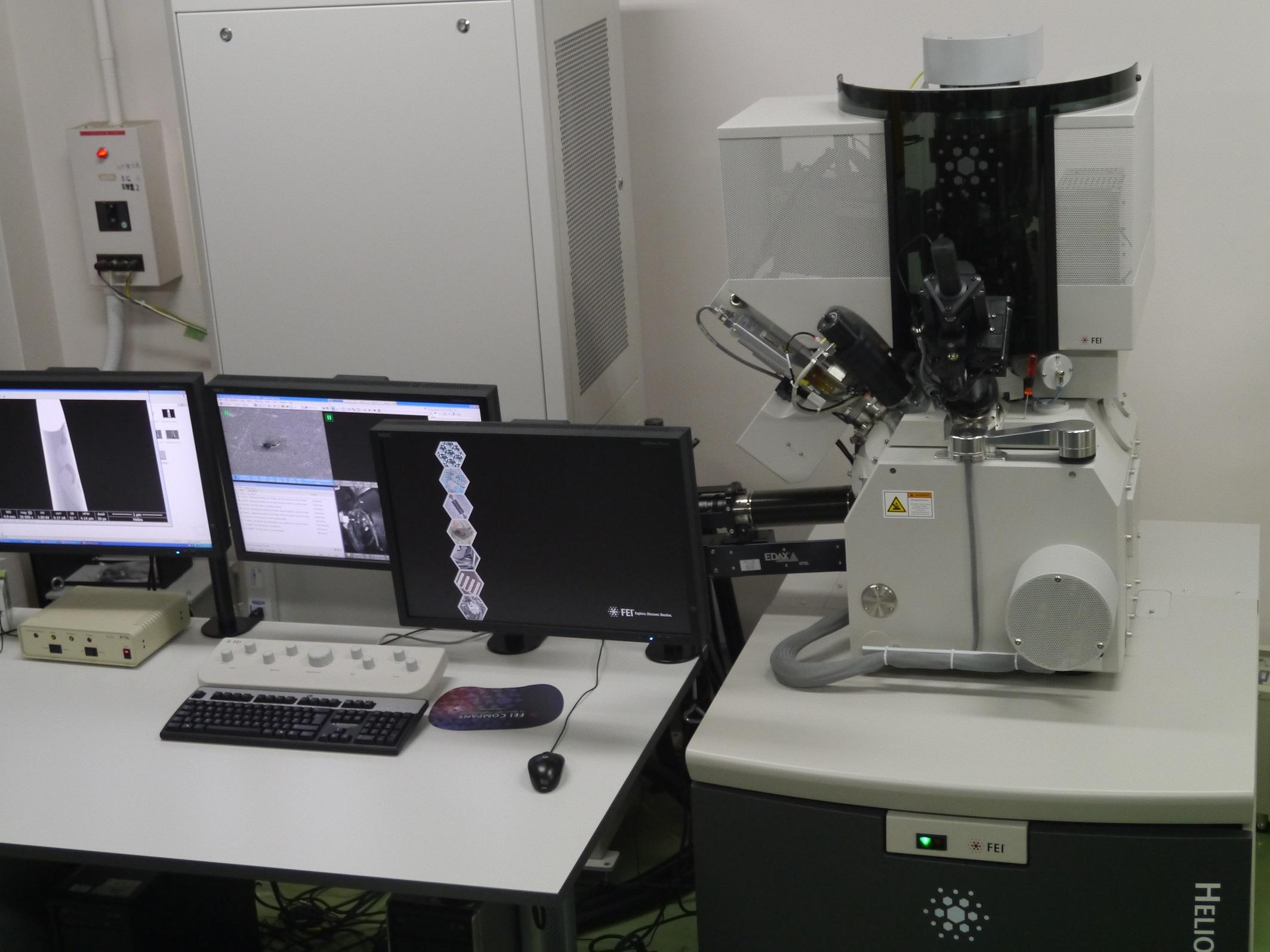 355] 電界放射型走査電子顕微鏡...