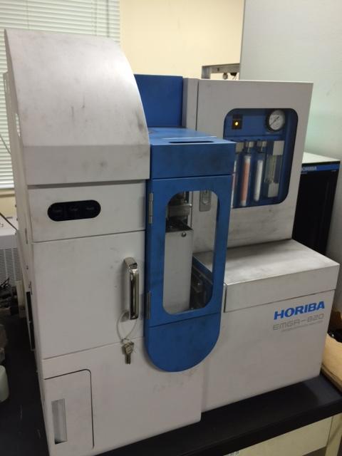 [394] 酸素・窒素分析装置  〔リンク〕 画像