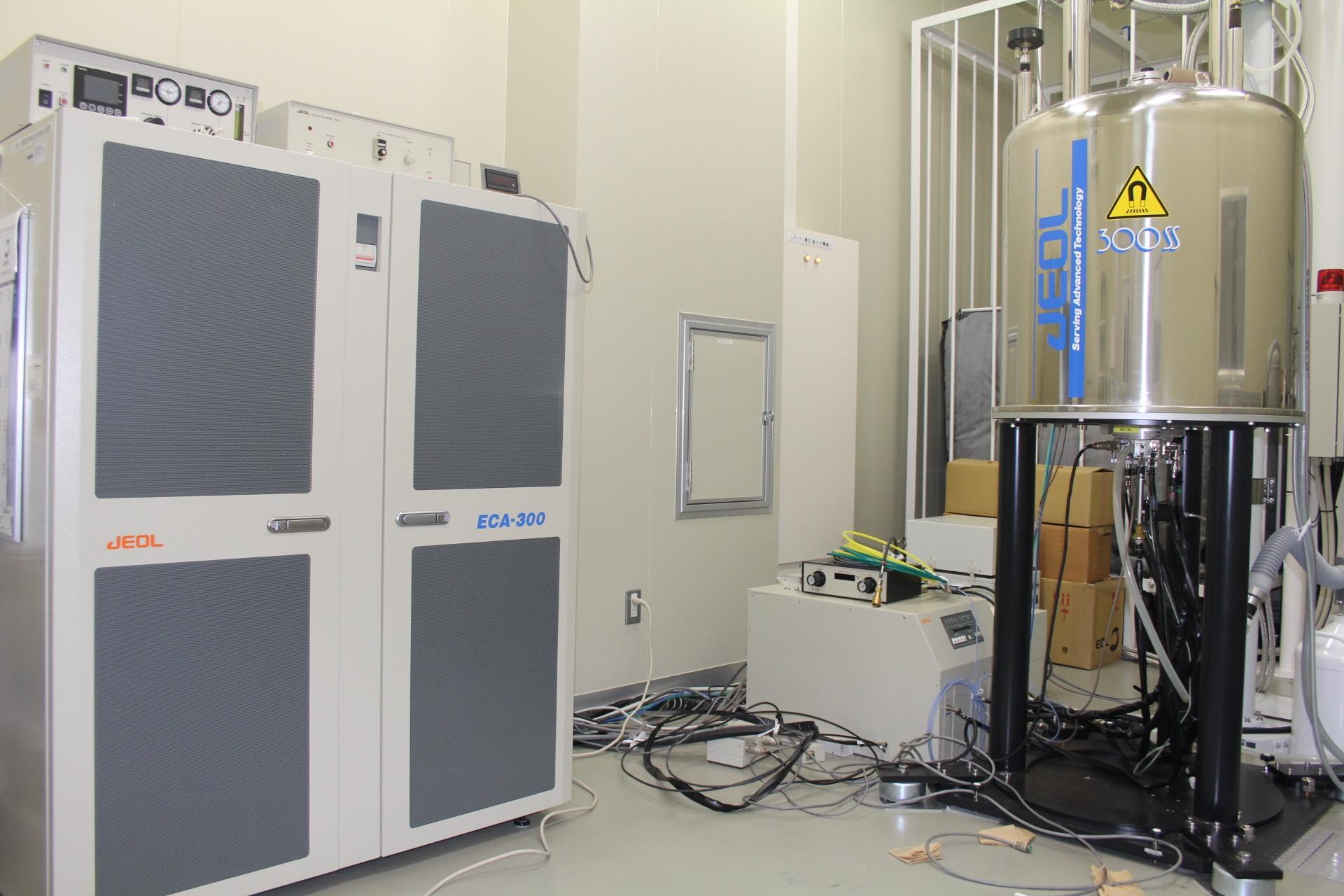 [393] 高温NMR解析システム  〔リンク〕 画像