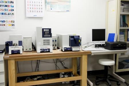 [418] 熱分析装置 一式 画像