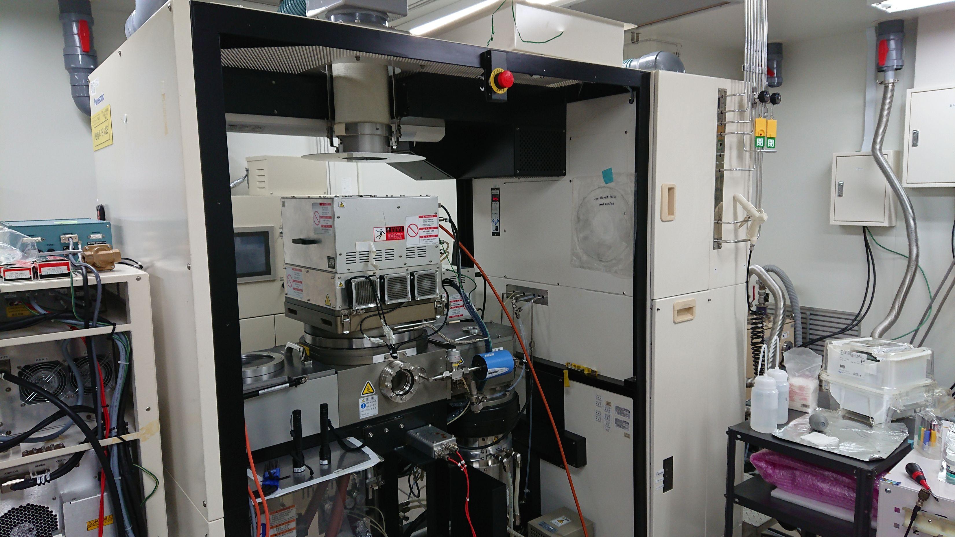 [413] 中性粒子ビームエッチング装置 画像
