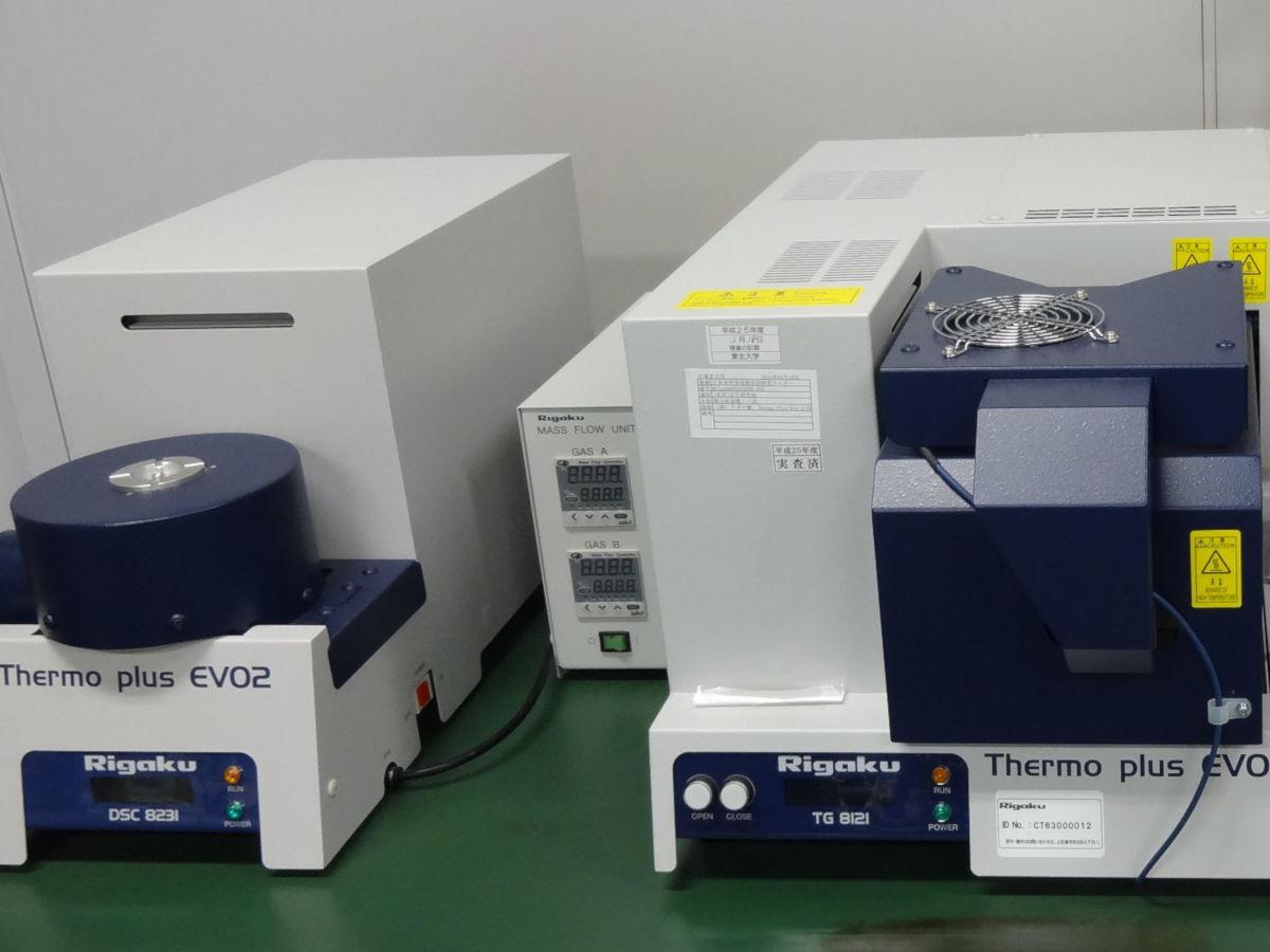 [629] 熱分析装置  〔リンク〕 画像